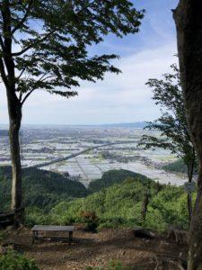 福井市の景色