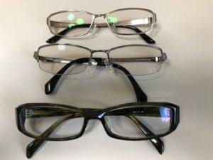 調査用遠近両用眼鏡