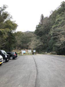 文殊山駐車場