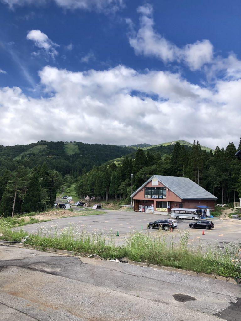 満天の湯周辺のキャンプ施設